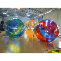 Wholesale Funny Water Attractive Inflatable zorbing ball For Party / Wlub Park / Square from china suppliers