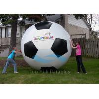 Wholesale Hand Painting 0.18mm PVC Sports Balloons / Helium Soccer Ball For Sport Competitions from china suppliers