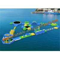 Wholesale Commercial Outdoor Inflatable Floating Water Park Equipment in Hotels from china suppliers
