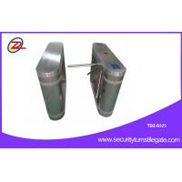Wholesale Fully automatic tripod turnstile gate with One-dimensional code , 316 stainless steel from china suppliers