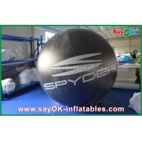Wholesale 0.18mm / 0.2mm PVC Advertising Inflatable Helium Balloon With Logo Print from china suppliers