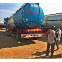 Wholesale Tri Axle Fuel Tank Semi Trailer 45000 Liters Volume Muilti Compartments from china suppliers