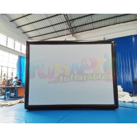 Wholesale Cinema Projection Show Air Inflatable Movie Screen For Advertising from china suppliers