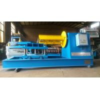 Wholesale Automatic Hydraulic Decoiler Machine , Sheet Metal Decoiler 350H Steel Frame from china suppliers