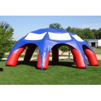 Wholesale Customized 10m Inflatable Spider Tent Dome Inflatble Tent With 6 Legs from china suppliers