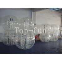 China Big Inflatable Bumper Ball For Bubble Football Games Or Outdoor Entertainment Sport on sale