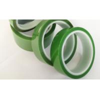 Wholesale 55um PET Silicone Tape Radiation resistance characteristic for spraying powder from china suppliers