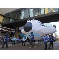 Wholesale Inflatable Large Advertising Balloon 0.18mm PVC Tarpaulin Character Shaped from china suppliers