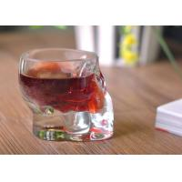 Wholesale Stemless Lead Free Cut Glass Shot Glasses 65ml Glassware For Bar Party from china suppliers