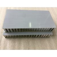 Wholesale White PVDF / FEVE Paint Aluminium Honeycomb Composite Panel Sound Insulation from china suppliers