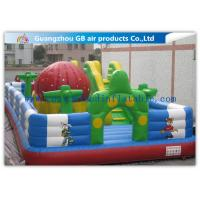 Wholesale Kids Inflatable Amusement Equipment / Commercial Inflatable Bouncers For Learning Center from china suppliers