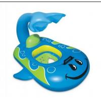 Wholesale Inflatable Float-Happy Whale Baby Pool Float (FG-IF-003) from china suppliers