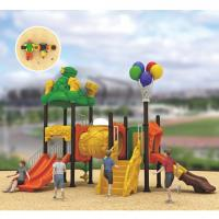 Buy cheap children's play park equipment outdoor plastic play equipment for toddlers from wholesalers