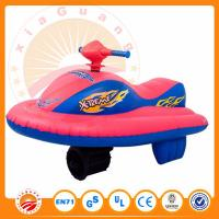 Wholesale Water Propeller Toy Inflatable Water Scooter for Kids from china suppliers