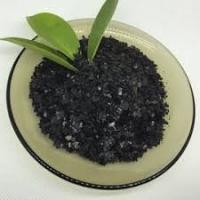 Wholesale Solid Performance Kelp Powder Fertilizer , Organic Water Soluble Fertilizer Black from china suppliers