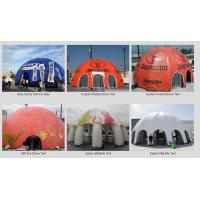 Wholesale giant inflatable party tent big inflatable sport dome tent from china suppliers