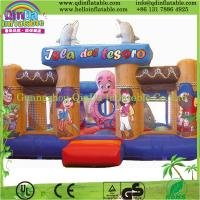 Outdoor Inflatable Sports Games Inflatable Toy Bouncer Commercial Grade