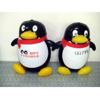 Wholesale pvc inflatable penguin for advertising/ inflatable pvc penguin toy for kids from china suppliers