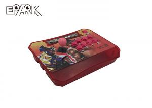 Wholesale Plastic Mini Pandora Box 1300 In 1 2d And 3d Video Game Red Arcade Stick from china suppliers