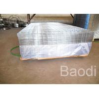 Wholesale Smooth Surface Welded Wire Mesh Panels For Architecture / Agricultural / Transportation from china suppliers