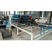 China Fully Automatic Roll Mesh Welding Machine / Wire Mesh Fencing Machine on sale