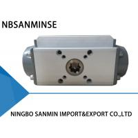 Wholesale Professional Single Action Pneumatic Ball Valve Actuator 32mm - 400mm Diameter from china suppliers