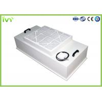 Wholesale Light Weight Hepa Filter Unit , Hepa Filter Ceiling Module 0.35 - 0.45 M/S Average Face Wind Velocity from china suppliers