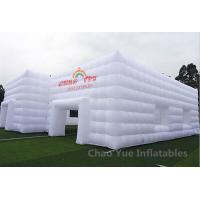 Wholesale Hot sale Party Inflatable Cube Tent for outdoor event from china suppliers
