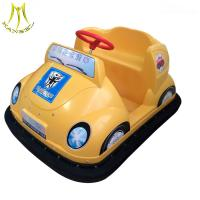 Wholesale Hansel shopping mall battery operated electric kids bumper car theme park toys from china suppliers