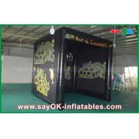China Customized Full Print Shower Inflatable Air Tent Easy To Install on sale