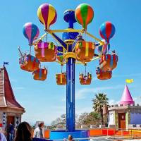 Wholesale Thrilling Free Fall Tower Samba Drop Ride Lovely Jellyfish Shape from china suppliers