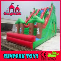 Wholesale SL-1346 China Wholesale Custom Hot Selling Outdoor Inflatable Slide And Amusement Park from china suppliers