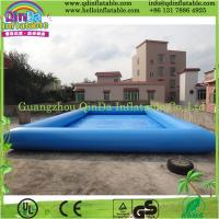 Wholesale Guangzhou QinDa Inflatable Pool above ground pool from china suppliers