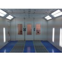 Wholesale Pressurized Downdraft Garage Spray Booth Oven Industrial Color Optional from china suppliers