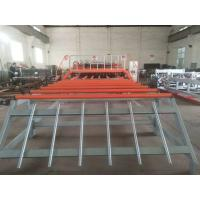 Wholesale Width 3000mm Automatic Reinforced Wire Mesh Welding Machine For 5--12mm Rebar from china suppliers