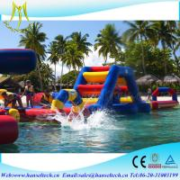 Wholesale Hansel best quality kids sliding pools for rental from china suppliers