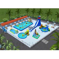 China Alliance Customize Portable Water Slide Customized Water Plan Business on sale