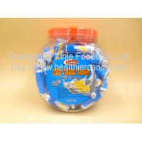 Wholesale Low Calorie Energy Roll Milk Candy Sugar Tablet Compressed Jar Packed from china suppliers