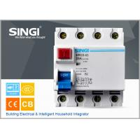 Wholesale Electrical Residual Current Circuit Breaker for home , mini circuit breaker from china suppliers
