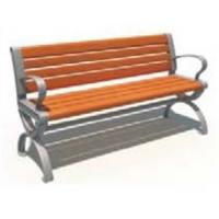 Wholesale High Quality Outdoor Park Wooden Leisure Chair from china suppliers