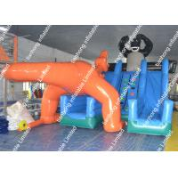 Quality Commercial Dinosaurs Inflatable Model For Rental , kids water slides for sale