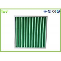 Wholesale Pleated Panel Coarse Primary Air Filter EU3 EU4 For Air Conditioning System from china suppliers