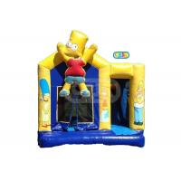 Wholesale Simpsons Character Adult Size Bounce House For Party SGS Certification from china suppliers