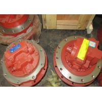 Wholesale Red Final Drive Assembly TM07VC-01 Hyundai R60-7 Excavator Genuine Motor from china suppliers