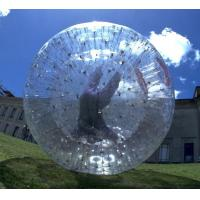 Wholesale SGS Durable PVC or TPU Inflatable Zorb Ball Have One Entrance or Two Entrances from china suppliers