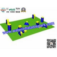 Wholesale 11 pieces Paintball Inflatable Bunker for Games ,  Inflatable paintball field from china suppliers