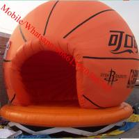 Wholesale Tent with inflatable bottom inflatable igloo tent from china suppliers