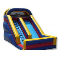 Wholesale PVC Safety Blow Up Water Slide  5m Height  Double Stitching Inside For Adults from china suppliers