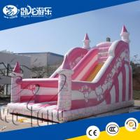Buy cheap lovely cartoon inflatable slide for sale from wholesalers