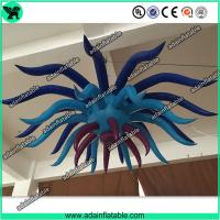 Quality Summer Indoor Festival Event Party Decoration Hanging Inflatable Flower for sale